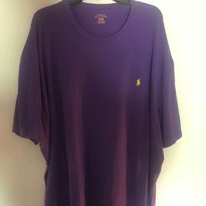 GW men's polo by Ralph Lauren T-shirt size 3XLT